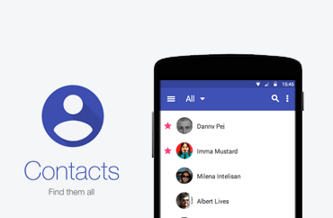 Contacts App