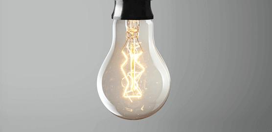 Prototype design ideas lightbulb