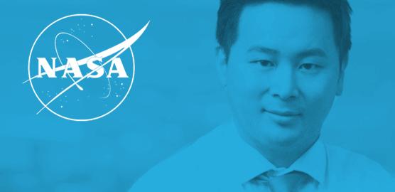 NASA Interaction Designer Ron Kim