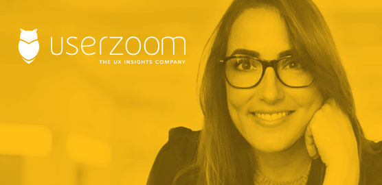 Userzoom Product Manager Sarah Tannehill