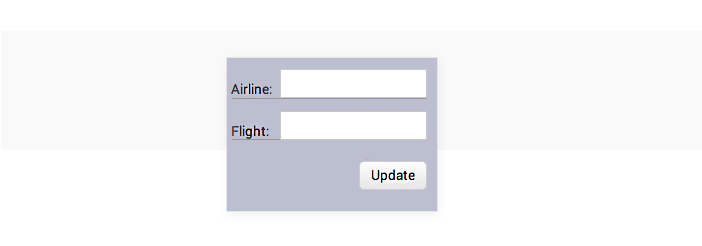 Edit rows with input forms in your web wireframes