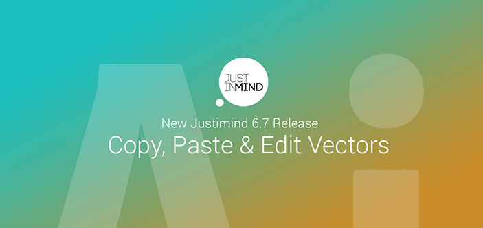 Copy/Paste Illustrator-Justinmind