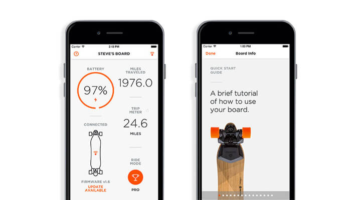 Skateboard-Boosted-Boards-app