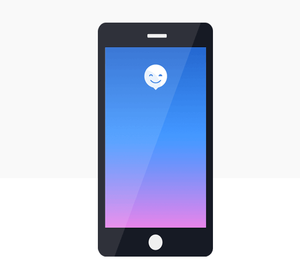 loading-apps-mobile-screen-template