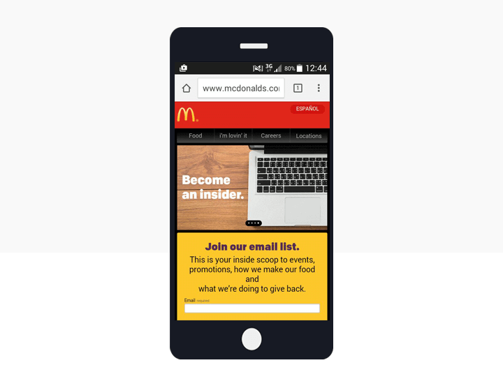 google-mobile-friendly-adaptive-google-mcdonalds