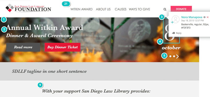 san diego law library foundation website