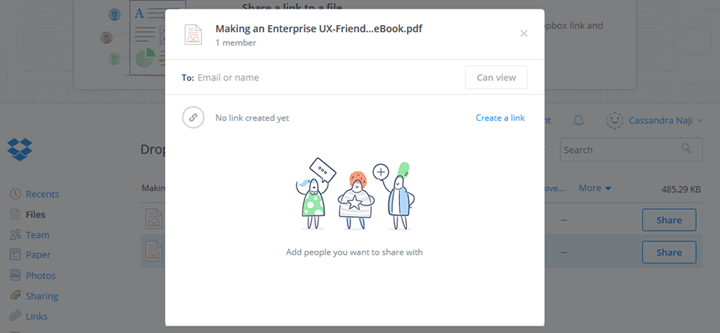 2-dropbox-cute-illustrations-onboarding-examples