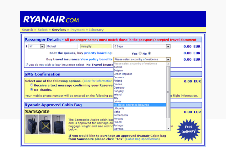1-ux-dark-patterns-dropdown-ryanair