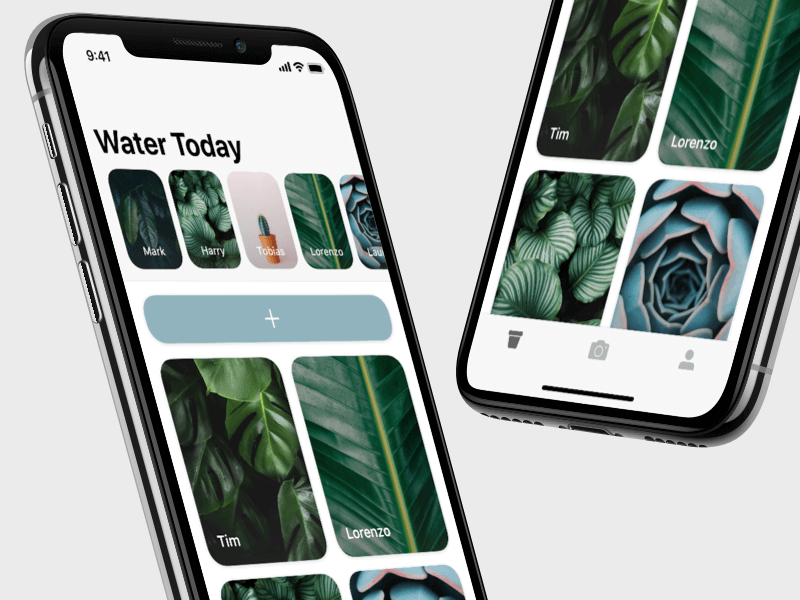 potted great app design