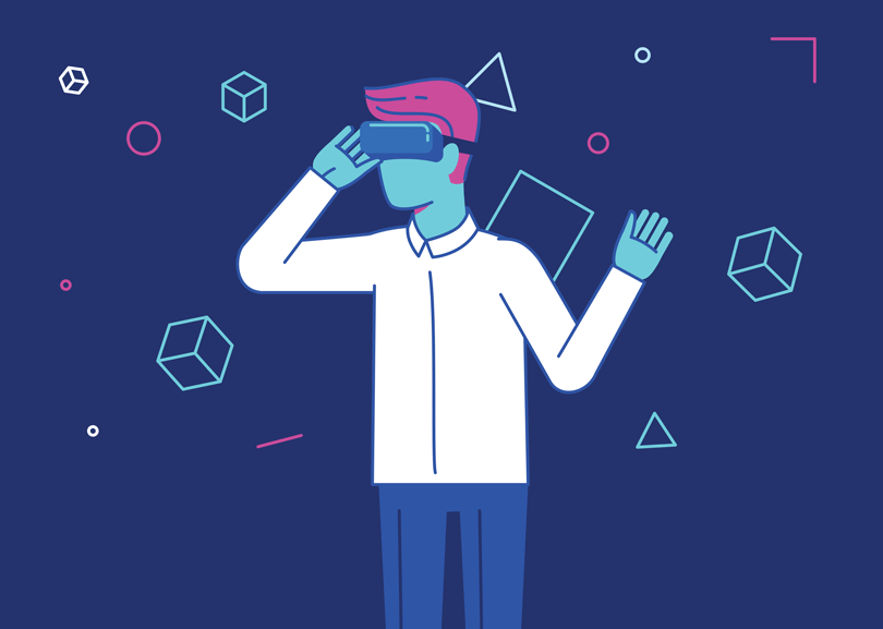 UX design for augmented reality and virtual reality