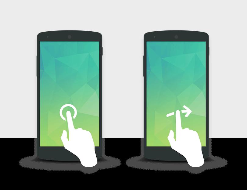 mobile-gestures-ux-design-tap-gesture-swipe-gesture-ui-pattern