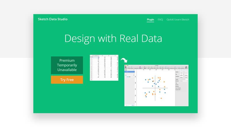 best sketch extensions - data studio website official