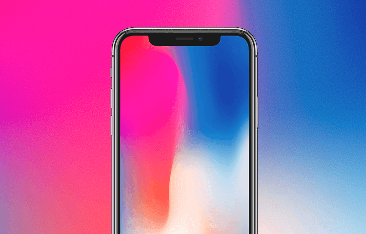designing for iphone x with justinmind