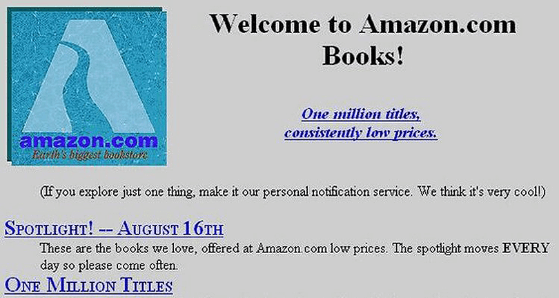 worst designs from 90s  amazon books