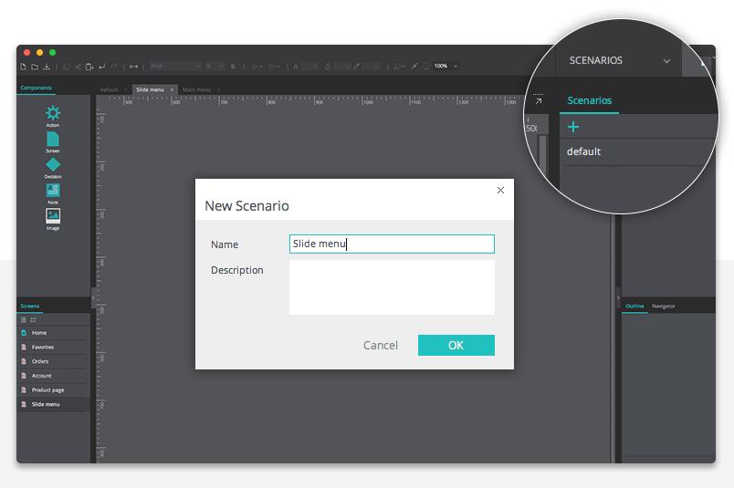 creating-a-new-user-scenario
