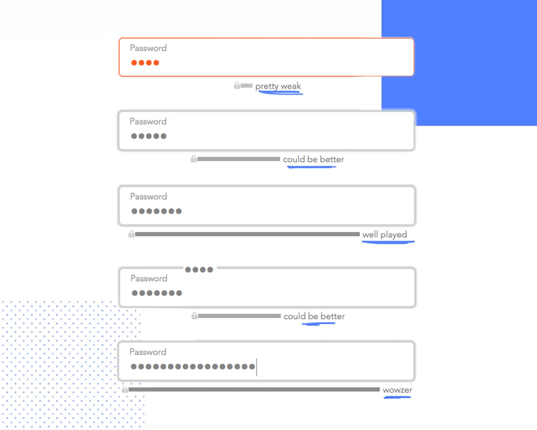 bloom password form
