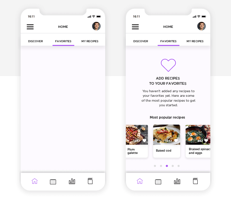 empty-state-recipe-app