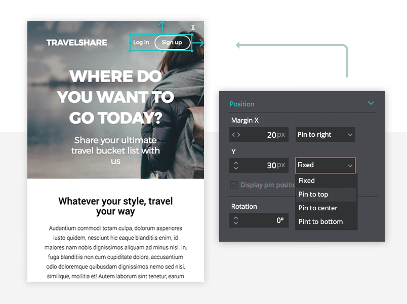 responsive-design-pinned-element-scrolling-website