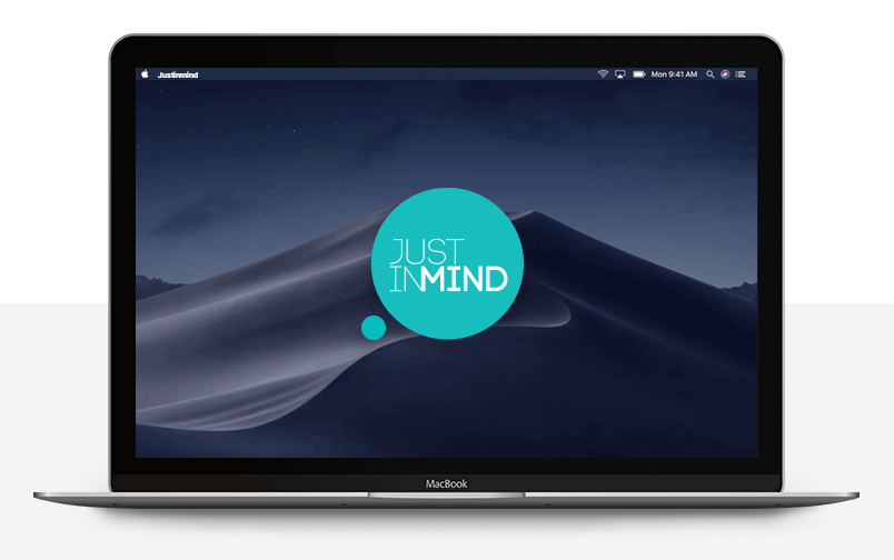 Justinmind version 8.6 Mojave