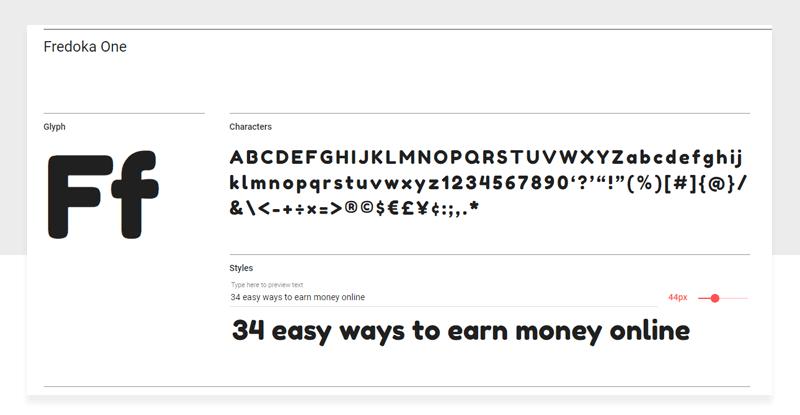 fredoka-one-font-specimen