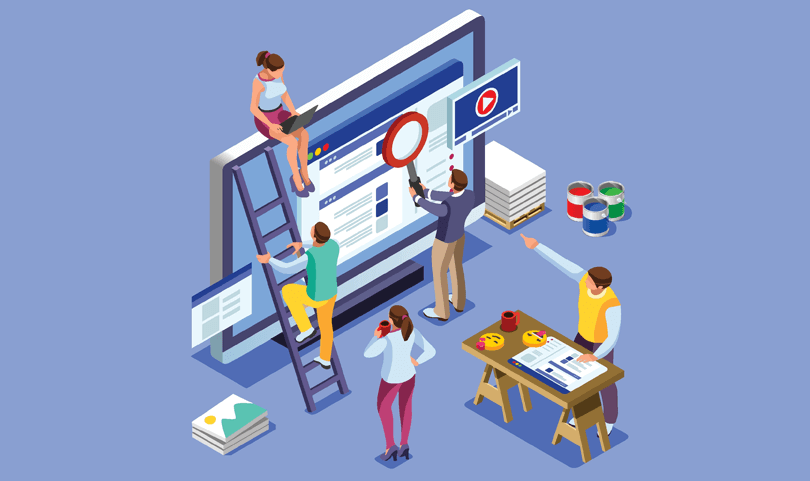 Service design means providing a smooth experience for backend staff