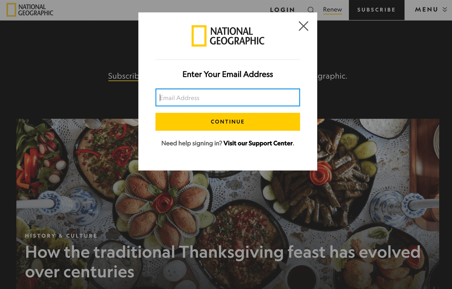 national-geographic-login-form