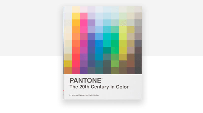 Pantone Color 20th Century - UX gifts - Justinmind