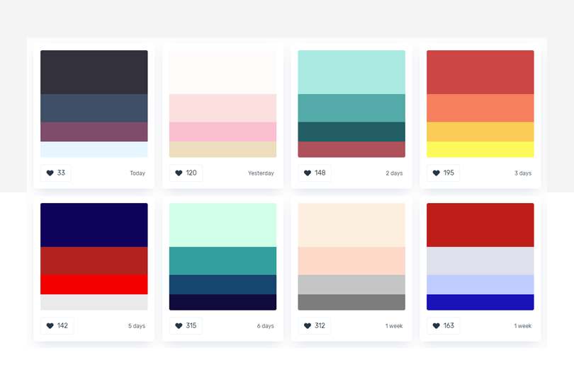 Color Hunt7 awesome mobile app mockups to download and experiment with as you like. Simply download them, open them up in Justinmind and you'll see how we put them together - panels, screens, transitions and more.