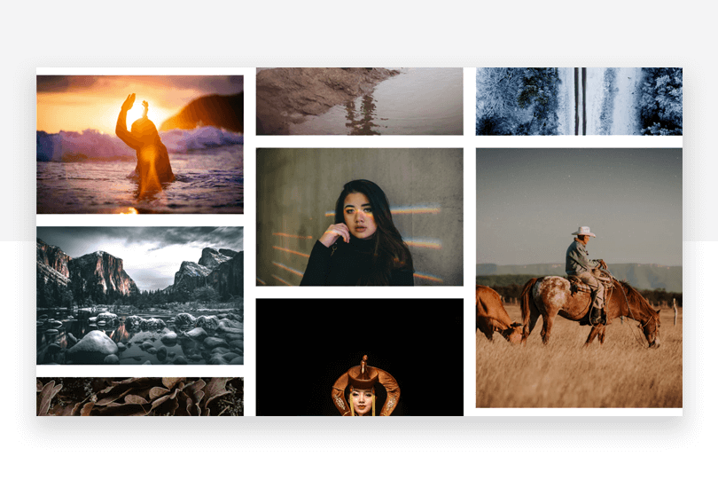 Unsplash - 50 free app design resources - Justinmind