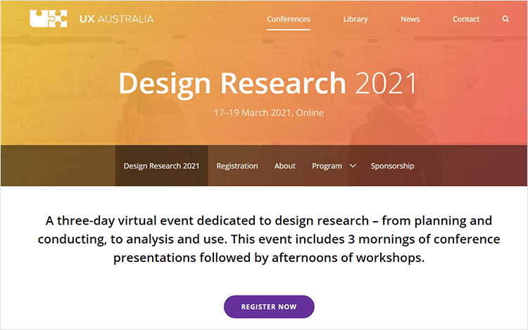 UX design conference in Australia