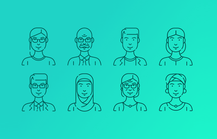 A UXers guide for creating user personas