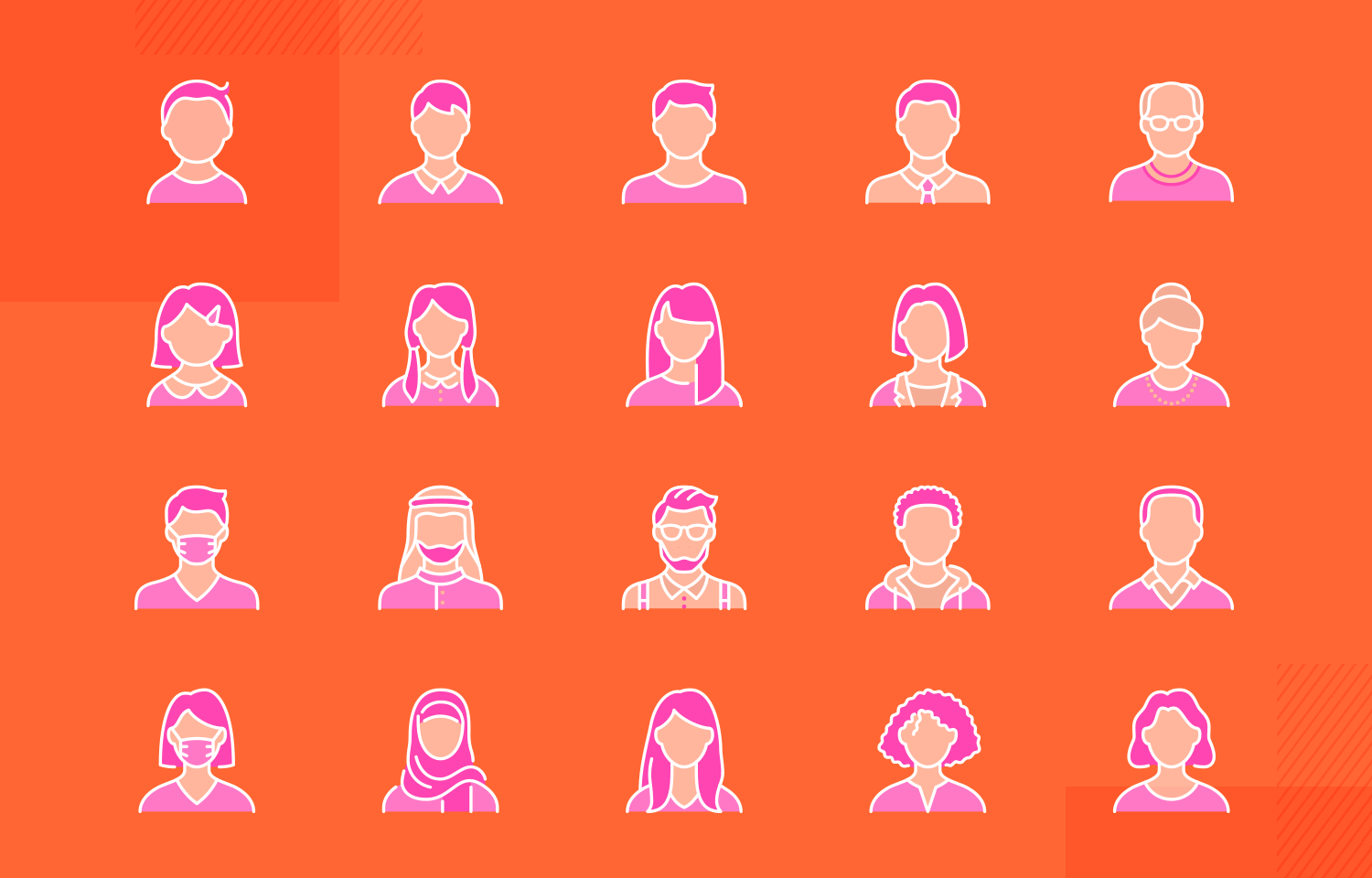 Header image for 15 must-see user personas