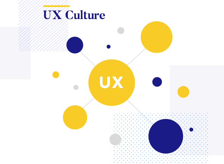 diagram enterprise ux relationship with other departments