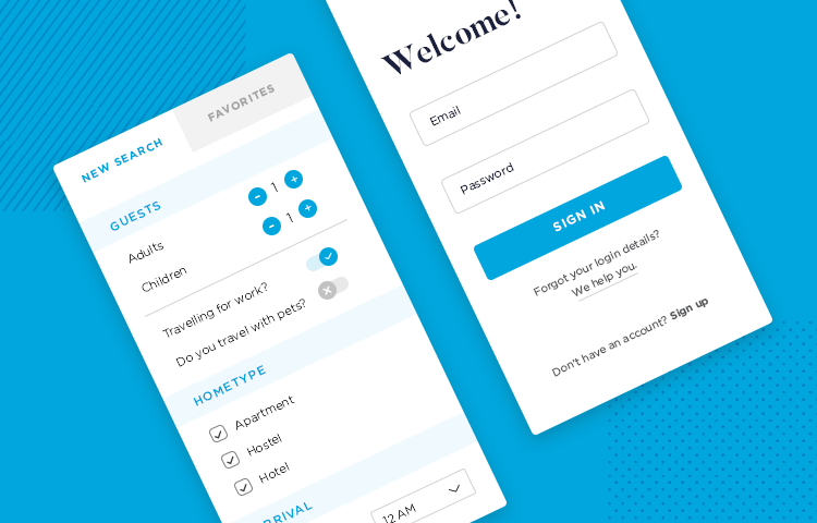 Mobile App Form Design Best Practices For Happy Users Justinmind