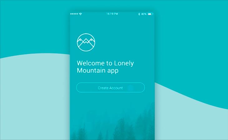 Slide flow validation app design