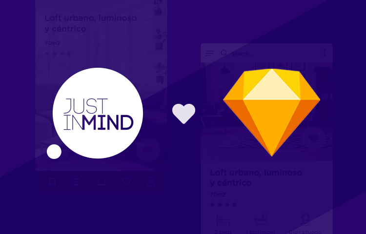 Justinmind-Sketch integration - the perfect combination