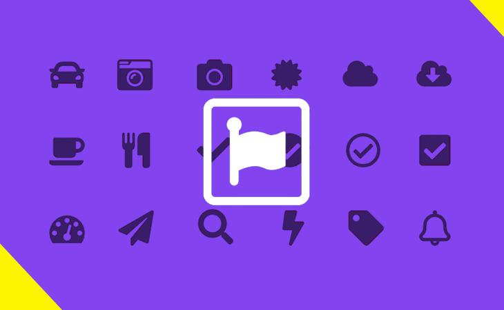 Font Awesome UI kit