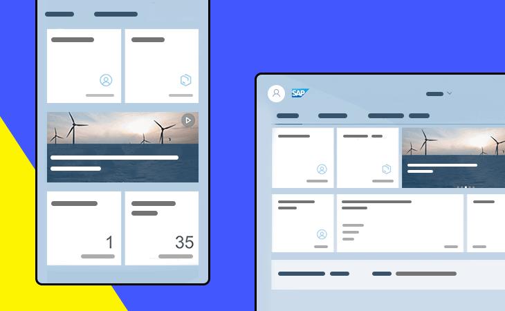 SAP Fiori UI kit