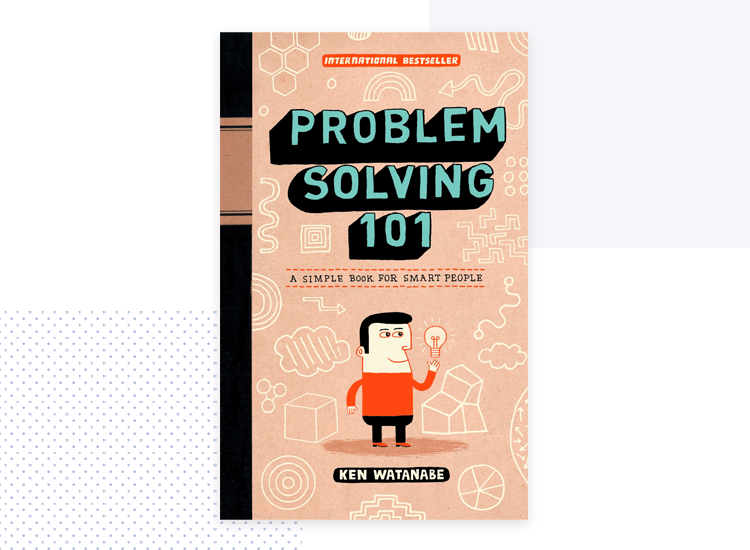 problem solving for design thinking - book cover