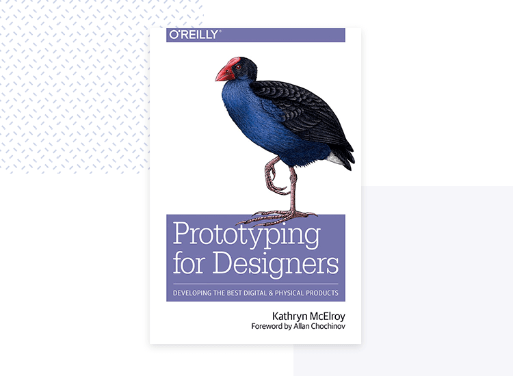 prototyping for design thinking model book cover