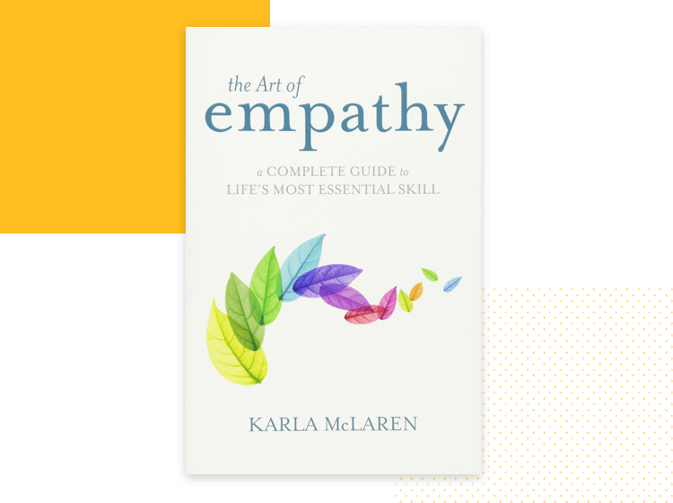 cover of the art of empathy design thinking book