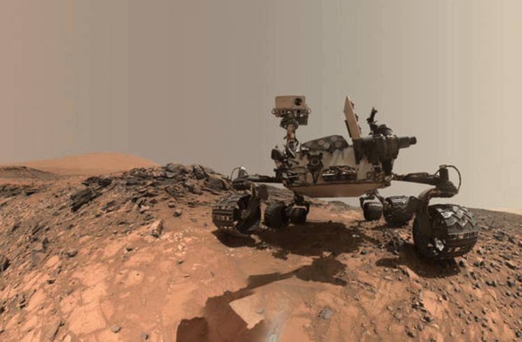 UX design at NASA - Mars Rover