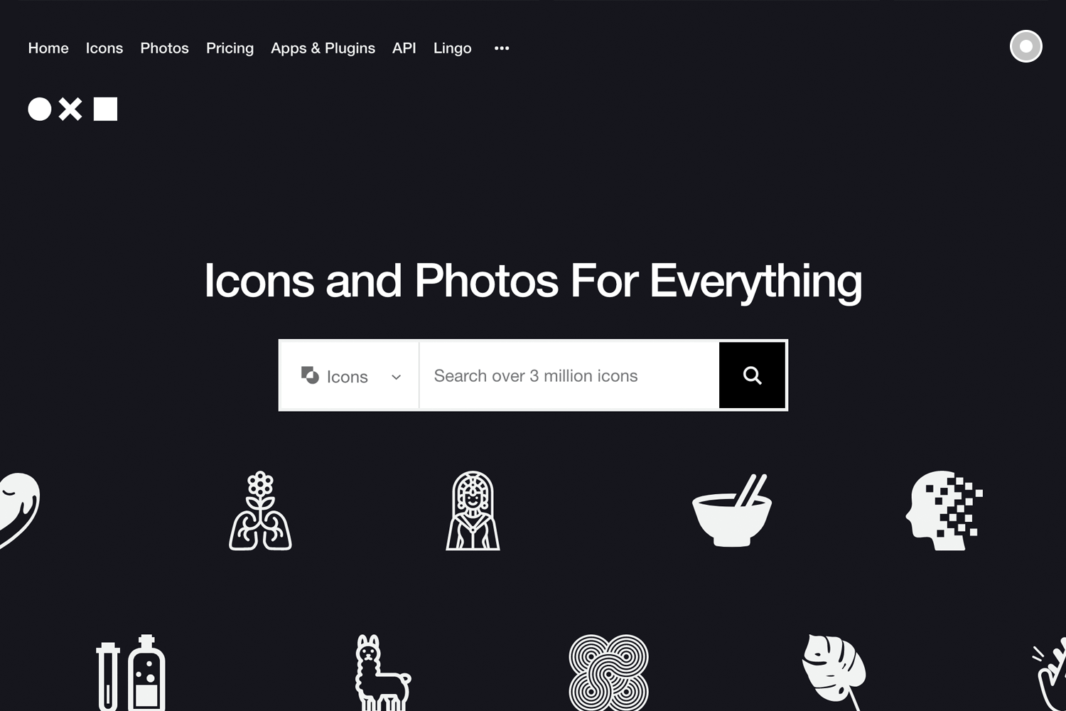 free app icons database for designers