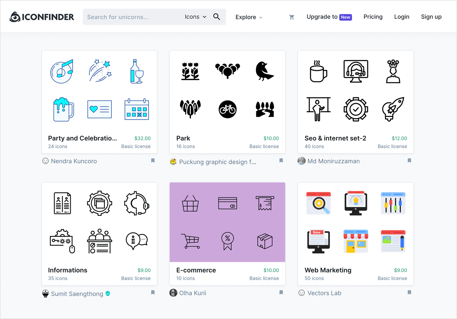 24 Places To Get Free App Icons Justinmind
