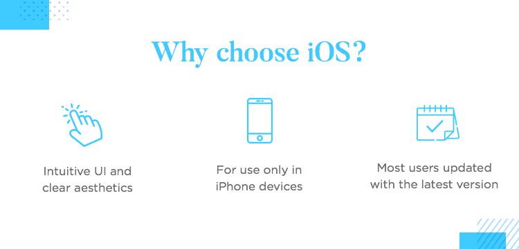 why should you go for ios ui design