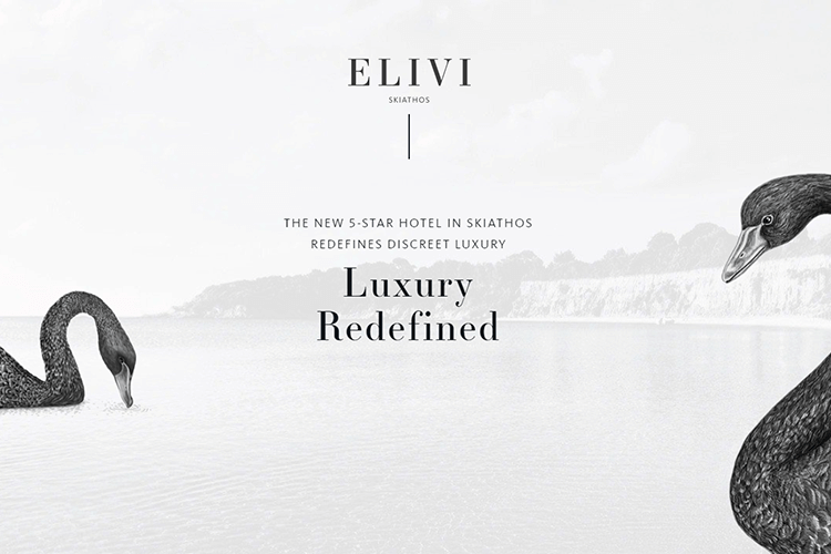 Hotel website design - Elivi Hotels