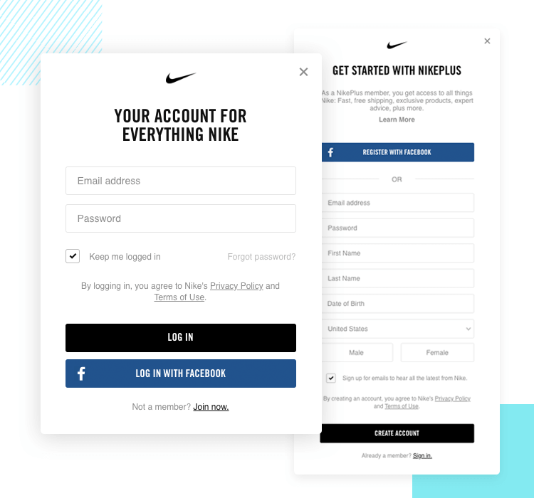Form UI design: do's and don'ts - Justinmind