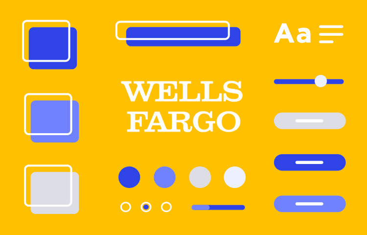 UX talk with wells fargo about their design system