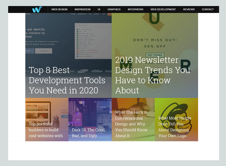 Best web development blogs - Web Design Ledger
