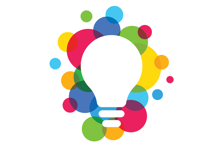 Graphic design blogs help inspire us with light bulb moments
